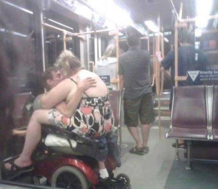 awkward moment on the bus. . awkward moment on the bus