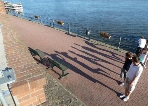 Dem shadows. . Dem shadows
