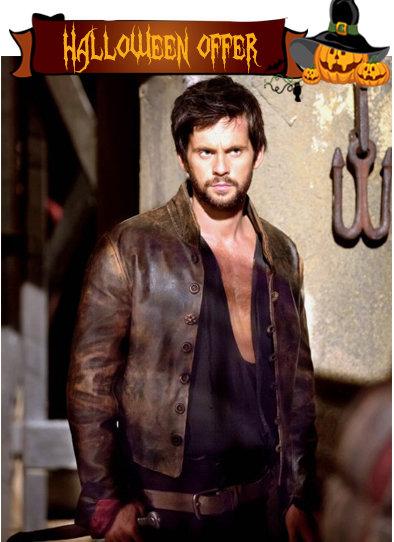 Demons Da vinci Leather Jacket. www.celebsclothing.com/products/Demon.... Da Vincis Demons