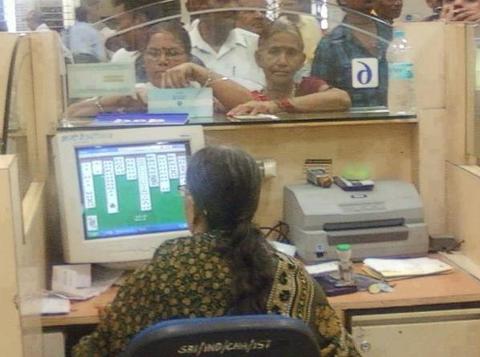 DMV in India. .. , DMV in Middlesex, NJ. Indians, Indians everywhere. DMV in India Middlesex NJ Indians everywhere