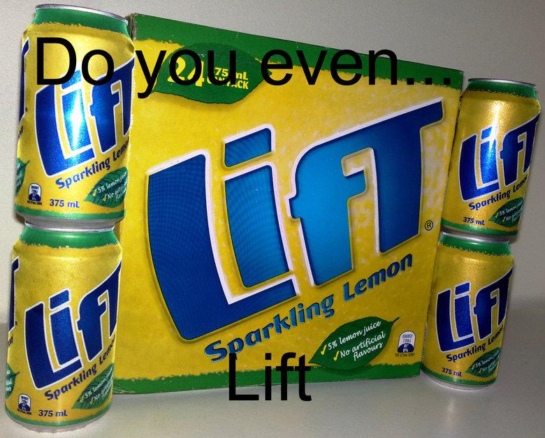 Do you even.... .. Lemon soda sounds delicious right now do You Even Lift