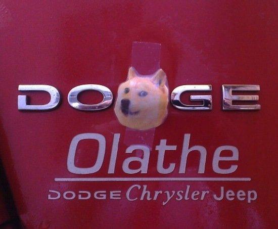 Doge truck. . as E Chrysler -: 33. edgy af doge dodge