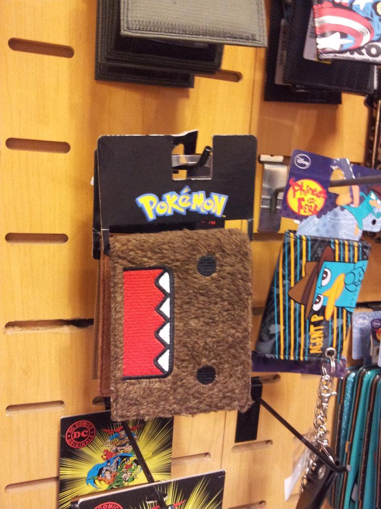 DOMOMON. So...found this while walking around the mall in FYE. DOMOMON So found this while walking around the mall in FYE