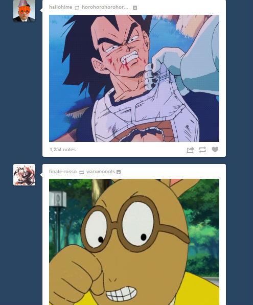 Don't With Arthur. . dbz arthur