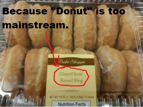 Donut. .. Like a sir. Donut Like a sir