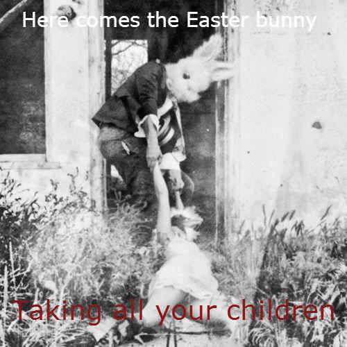 Easter.... So Easter is coming..... again we lie