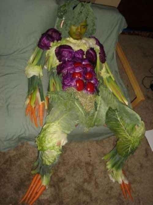 Eat your veggies. .. hahaha wtf? Eat your veggies hahaha wtf?