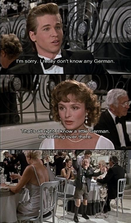 Ein klein Deutschman. . in l ismith' /4 I' m sorry. I f Mt don' t know any German. asdasdasdasd