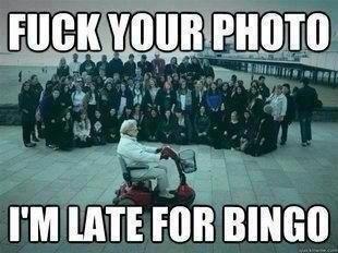 Elder people. .. haters gonna hate Elder people haters gonna hate