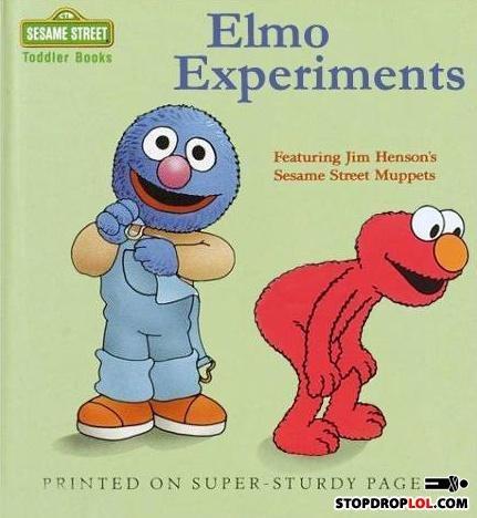 elmo butsecs. hehe dirty, dirty elmo. Elmo Hunk Hing Jim Sesame Street Muppets elmo anal