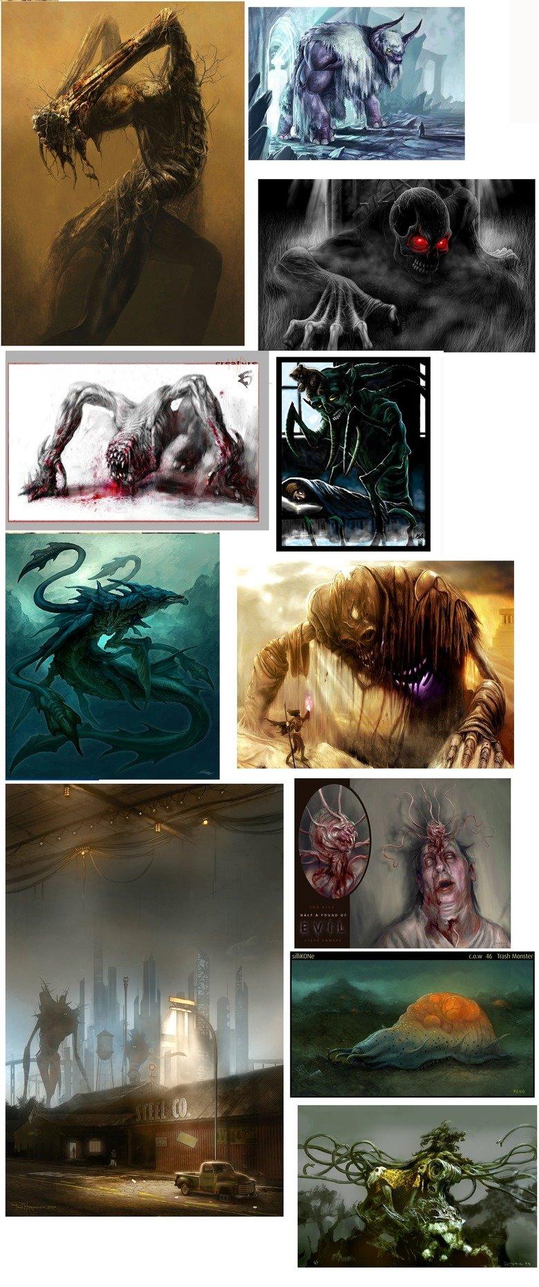 Epic Monster Comp 2 of 9. Enlarge Part 1 /channel/morbid-channel/Epic+Monsters..... bring em on monster morbid