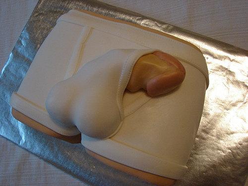 Epic Cake. .. Ewwww penis cake