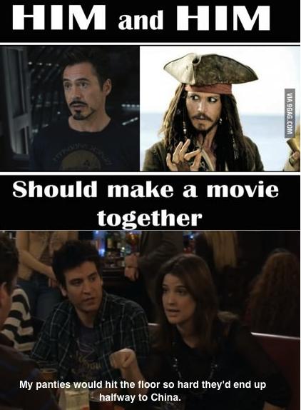 Ermahgerd. .. Robot Pirate Island: The Movie Ermahgerd Robot Pirate Island: The Movie