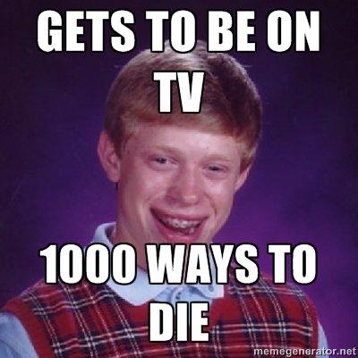 Even more Bad Luck Brian. . an Tlt, BE on wmin amrs In icar: rak rim: -I meme bad Luck brian bugkiller