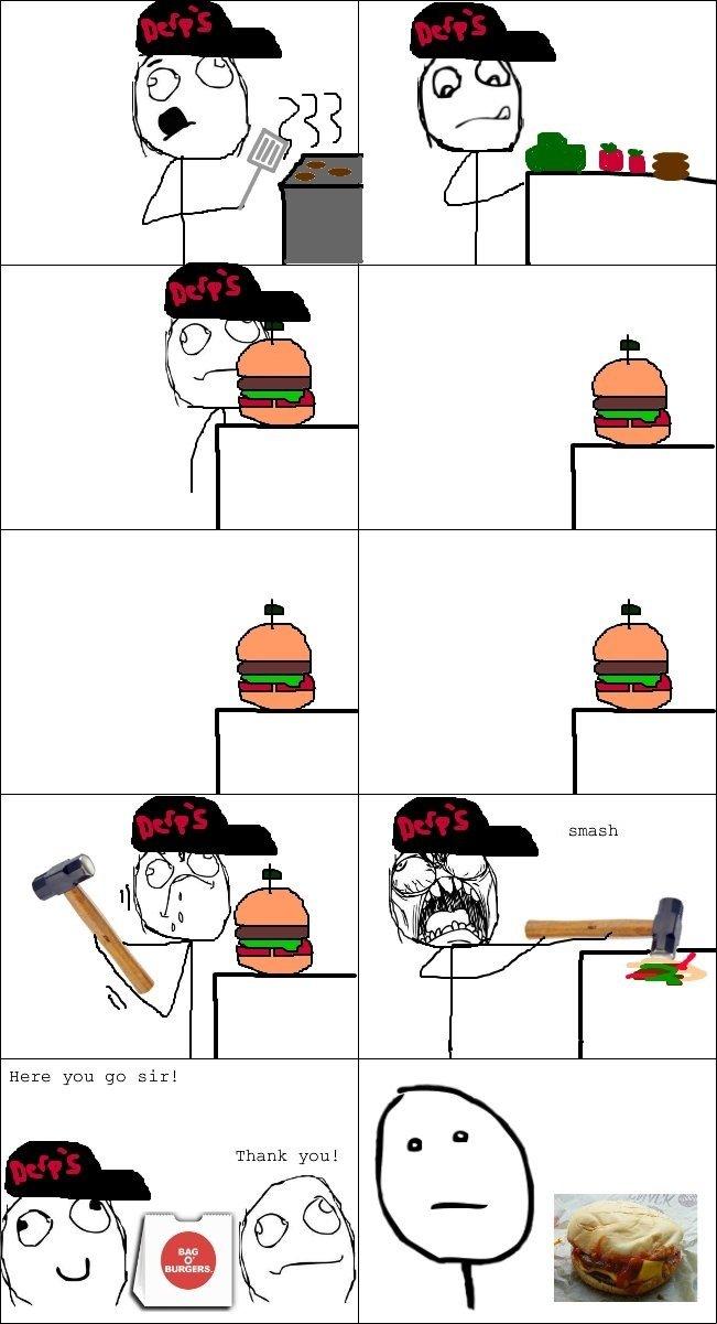Every burger restaurant. . Every burger restaurant