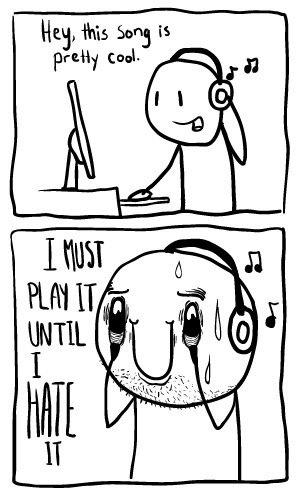 Every time. .. mfw i hear a song i really like for the first time Every time mfw i hear a song really like for the first