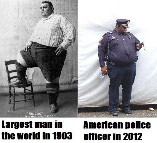 Evolution of Obesity. . Evolution of Obesity