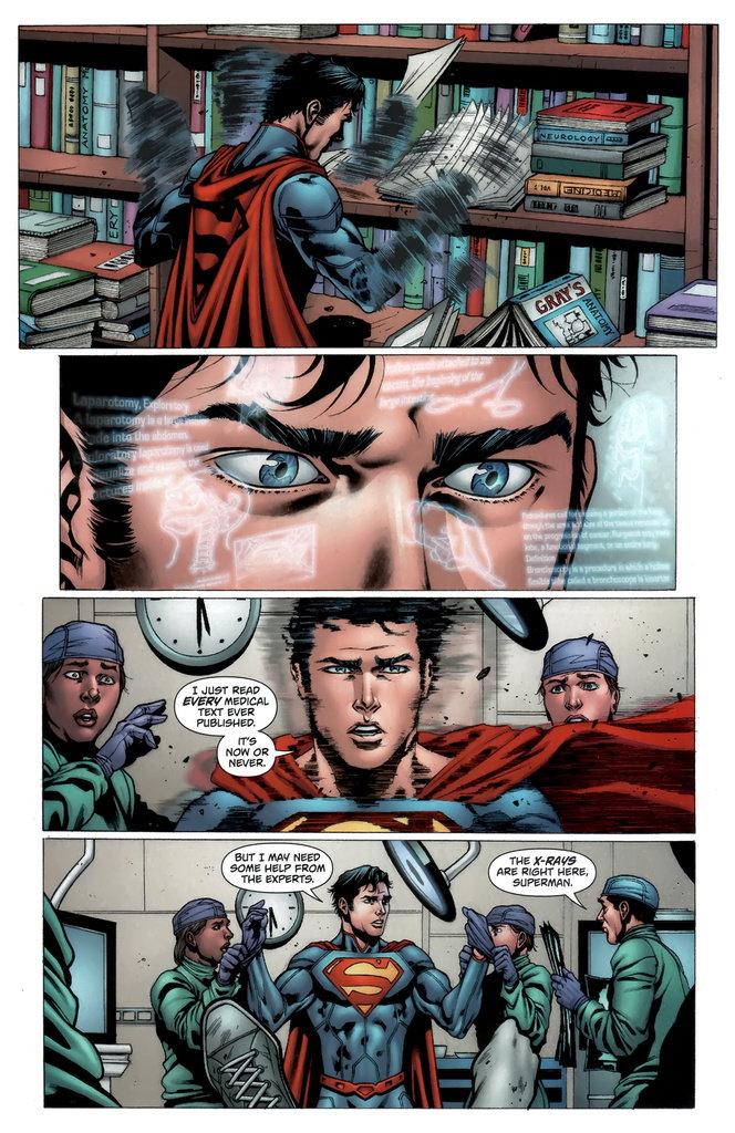 Exam week. .. Don't Superman got x-ray vision? Exam week Don't Superman got x-ray vision?