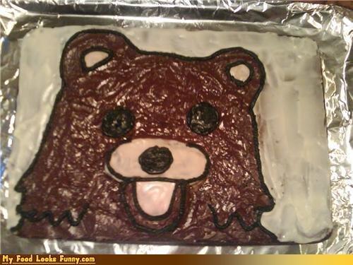 Happy Birthday,love Pedobear. Pedobear would like to wish you a happy birthday . ll, Fund Lamb Funny-.: pedobear pedo happy Birthday Cake
