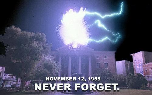 hehe. hehe. NOVEMBER 12, 1955 f NEVER FORGET.. Remember remember the 5th of November the gun powder treason and plot, I know of the reason the gunpowder treason, should ever be forgot. Remember remember the  HEHE