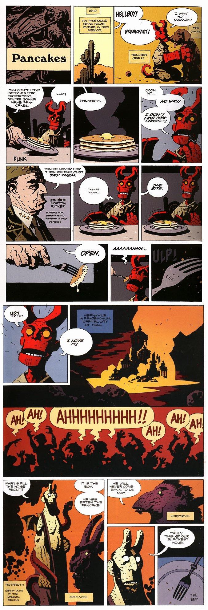 "Hellboy eats earth food. . Pancakes ilana-. FUR idm CERES. f Each: TD 14: 1 ENTER] ""THE neus .5 DUE.' Hana,. might be useful Hellboy eats earth food Pancakes ilana- FUR idm CERES f Each: TD 14: 1 ENTER] ""THE neus 5 DUE ' Hana might be useful"
