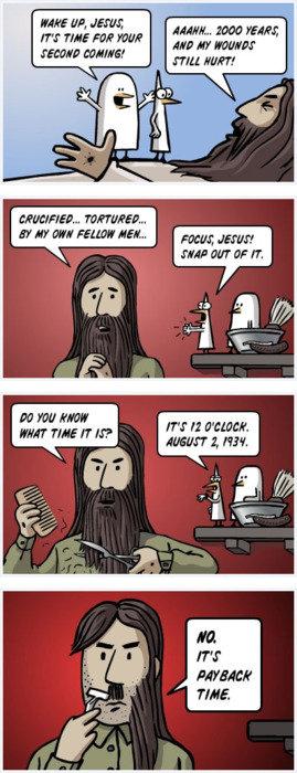 Hitler Truth. . If? THE FEW HUN NH EEK' HRH TIE If H? NIH ta' ilke. Didn't know Jesus was Austrian... Hitler Truth If? THE FEW HUN NH EEK' HRH TIE If H? NIH ta' ilke Didn't know Jesus was Austrian
