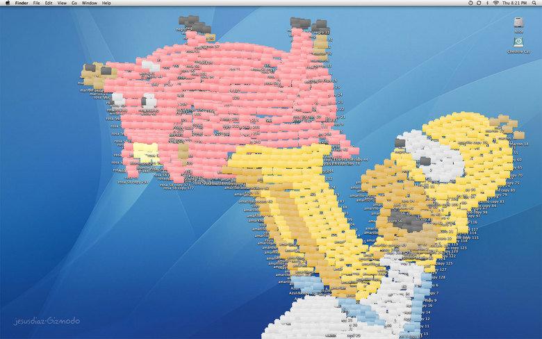 Homer Simpson Background. Homer Simpson. THIS ISN'T SUPPOST TO BE PART OF THE MAC OR PC WAR. T, Flattr We Edit VIEW En Window mil run Shp rain Sit: - gin (an?!  homer simpson