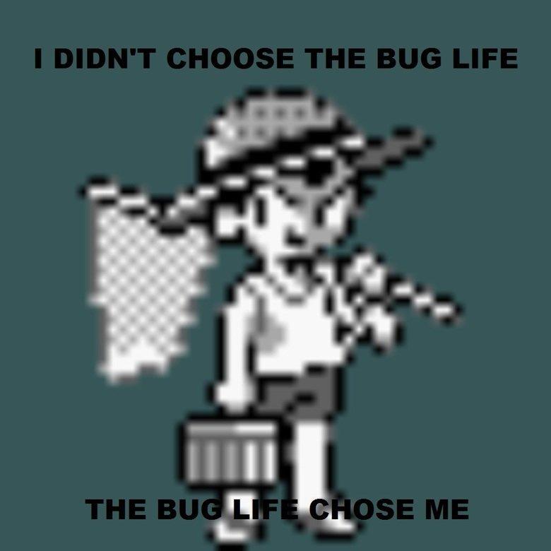 I didn't choose the bug life. it chose me. Bug Life Pokemon