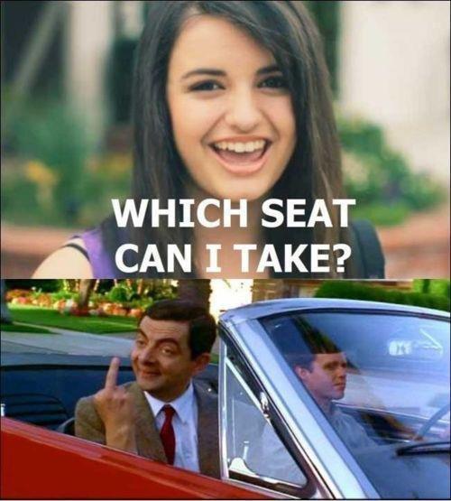 i don't know what to say to this. .. Mr Bean is a BAWSS ... i don't know what to say this Mr Bean is a BAWSS