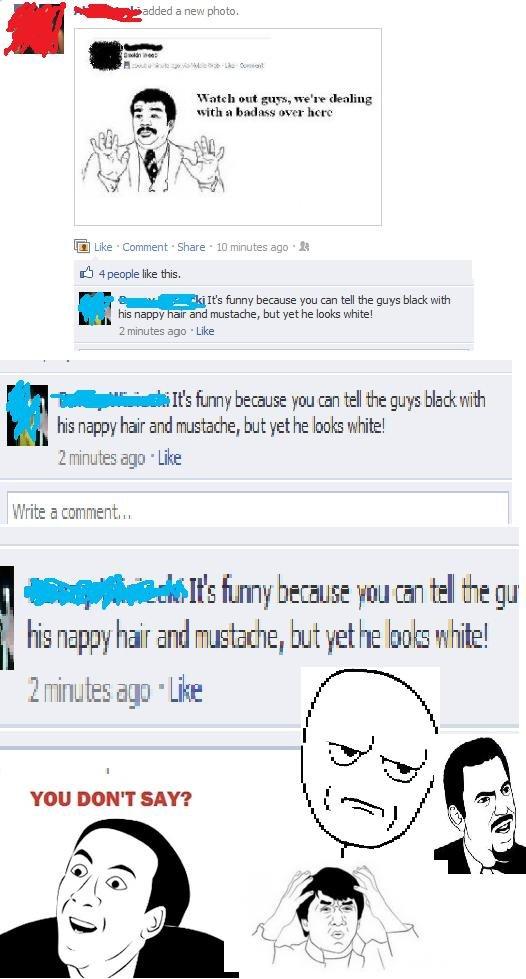 I hate people.. . I hate people