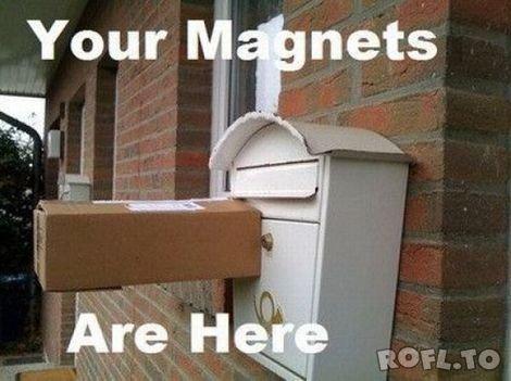 I kinda like mail. Except spam. I don't like spam... This is the best fridge magnet I kinda like mail Except spam don't This is the best fridge magnet