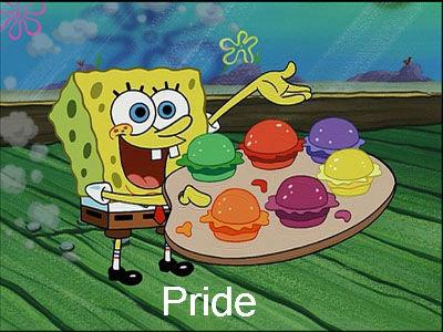 I WILL NEVER WATCH SPONGEBOB AGAIN. just my shot at these oreo rants-pretty patties... Look wot I got under me kilt! Gay oreo spongebob Pride butthole Dick mcduckfuck