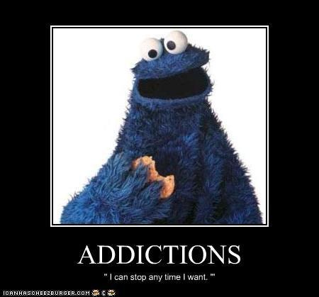 i can stop i swear. i no heez a probleem!!!!. ADDICTION S i can stop swear no heez a probleem!!!! ADDICTION S