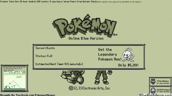 "if EA made pokemon. . mine Blue Legendairy ta f l Eai' nested Hui jig] MLMM Human and an "" Somuch: Btrr '- When , if EA made pokemon mine Blue Legendairy ta f l Eai' nested Hui jig] MLMM Human and an "" Somuch: Btrr '- When"