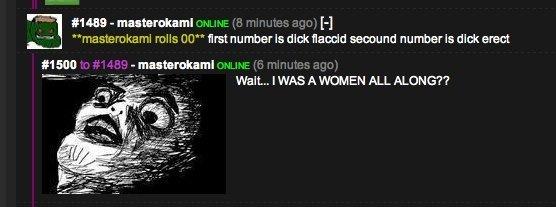 iI've been a woman all along?. . nut' iI've been a woman all along? nut'