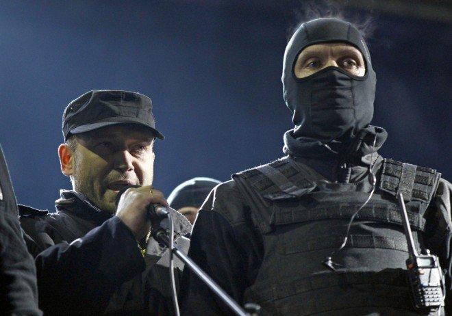 i'm guessing Ukraine summoned Sub Zero. to fight. i'm guessing Ukraine summoned Sub Zero to fight