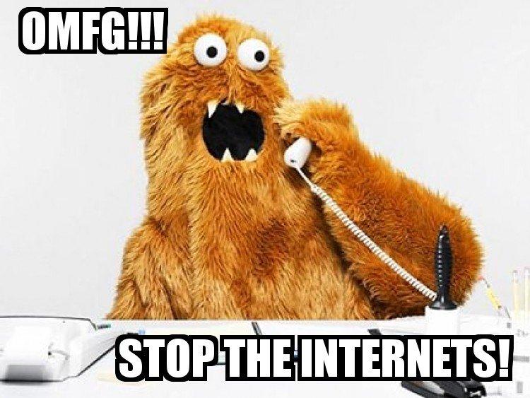 Internet. . internet omfg weird orange mon