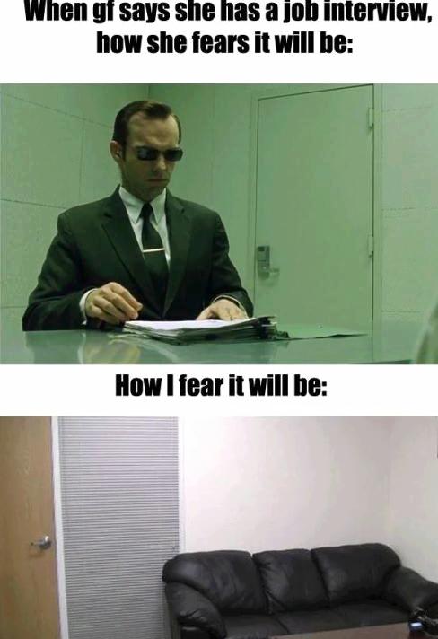 interview. . interview
