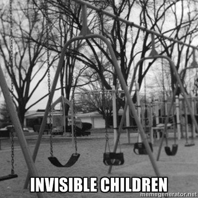 Invisible Children. Bit late... but OC.. ata Invisible children Kony Cats lolcats meme win fail