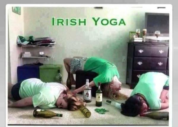 Irish Yoga. . IRISH YOGA Irish Yoga IRISH YOGA
