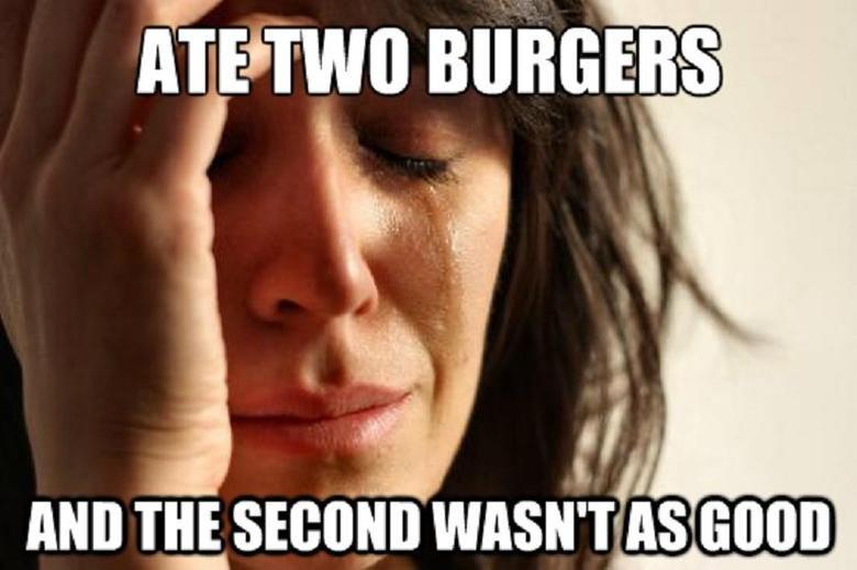it happens. . it happens