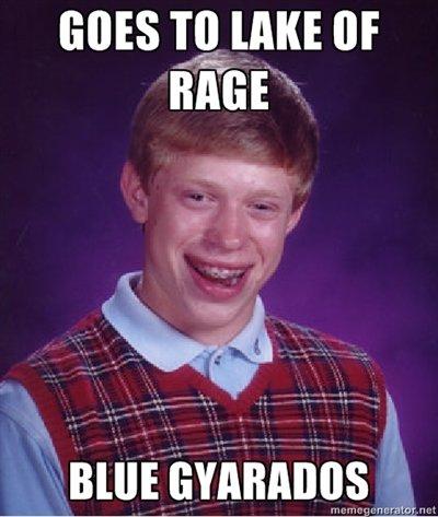 Lake of Rage. .. Shiny shiny Gyarados Lake of Rage Shiny shiny Gyarados