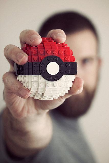 lego ball. .. Good god you'd kill Pokemon by throwing that at them lego ball Good god you'd kill Pokemon by throwing that at them