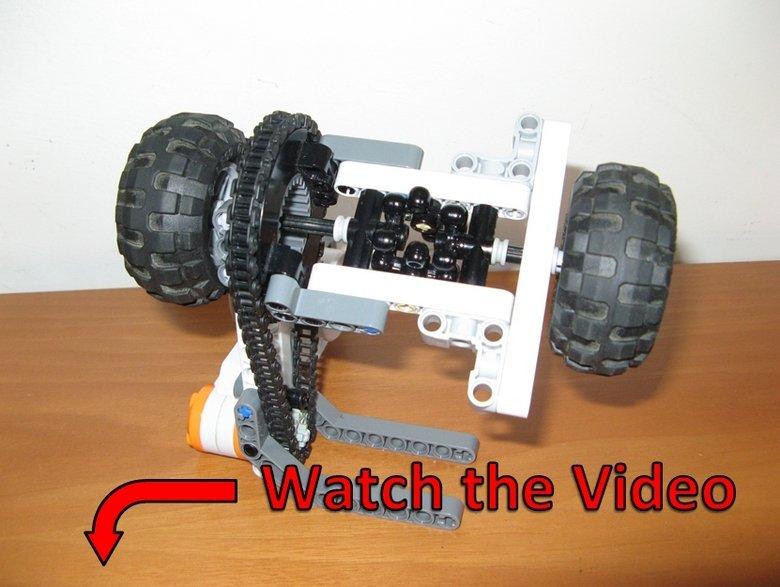 """LEGO Differential . How it Works. <a href=""""www.youtube.com/watch?v=XT0AHfKmMAQ"""" target=_blank>www.youtube.com/watch?v=XT0AHfKmMAQ</a><br /&g"""