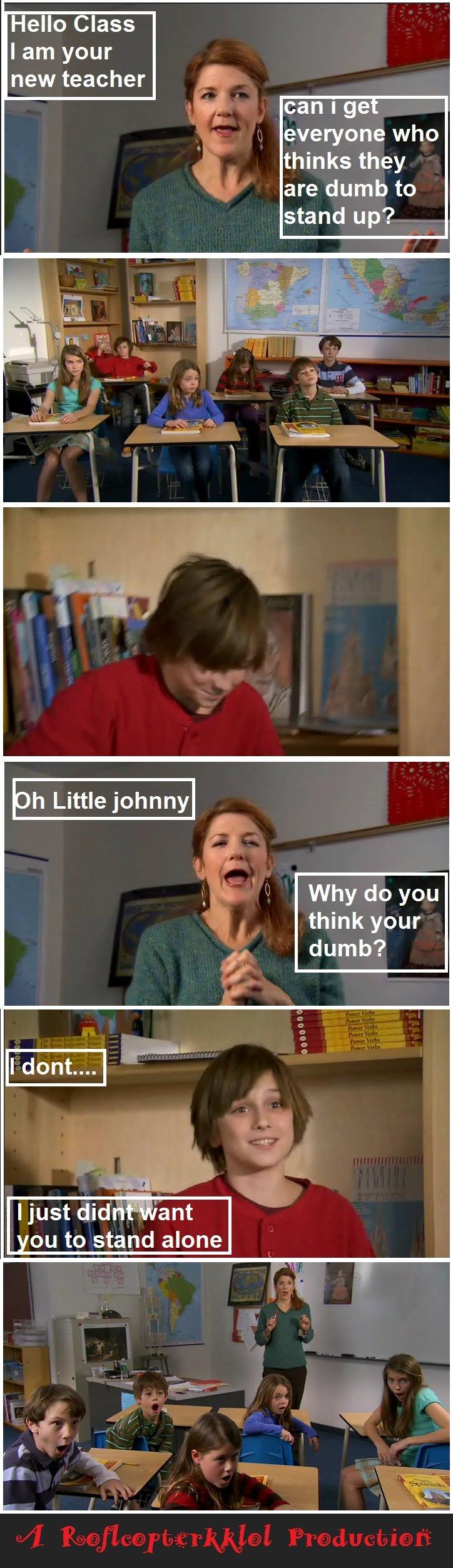 Little Johnny. Ahh johnny has a face /funny_pictures/2183952/Little+Johnny... /funny_pictures/2181414/Massive+Comp/ /funny_pictures/2182991/New+Reaction+... /fu little johnny joke