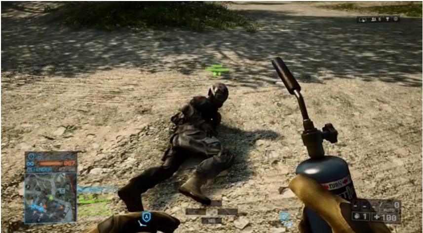 Look at that ass. . Battlefield 4