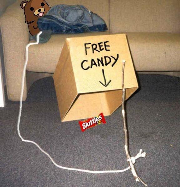 looks pretty legit. oh wait..... Its a trap