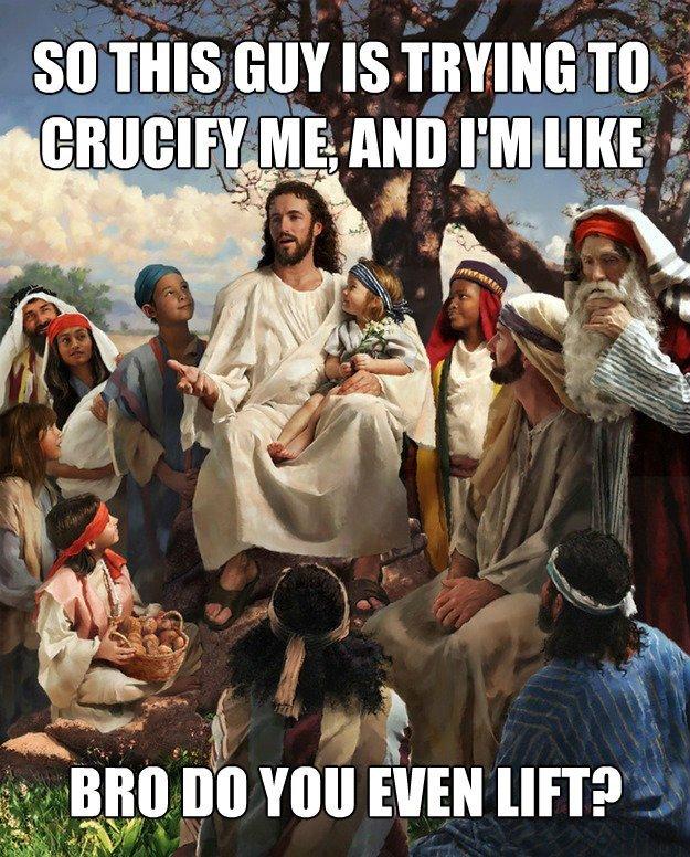 Macho Jesus. . i It MSI jtf Macho Jesus i It MSI jtf