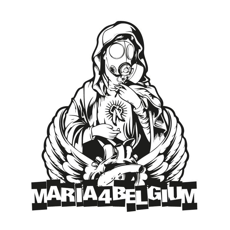 "Maria4Belgium. MARIA4BELGIUM THEY STRIKE BACK www.maria4belgium.be.. Maria (it's dutch for Hail Mary) sounds almost same as: ""Sharia4Belgium"", ""Maria4Belgium."" It's a parody on: (Islam Terrorist Politic Group  Maria4Belgium MARIA4BELGIUM THEY STRIKE BACK www maria4belgium be Maria (it's dutch for Hail Mary) sounds almost same as: ""Sharia4Belgium"" ""Maria4Belgium "" It's a parody on: (Islam Terrorist Politic Group"