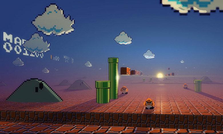 Mario POV. add meh. Mario POV add meh